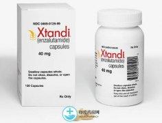 恩杂鲁胺治疗前列腺癌的疗效
