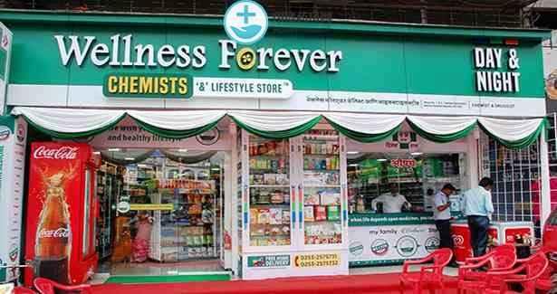 印度Wellness Forever Medicare药房